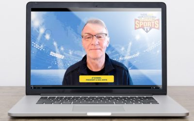 """Natpe Virtual Focused On """"the Business of Live Sports"""""""