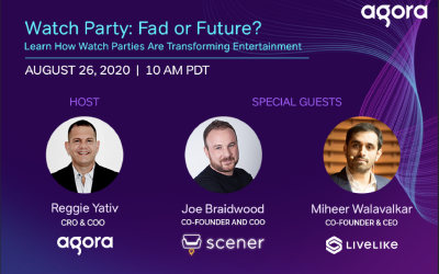 Watch Party: Fad or Future?