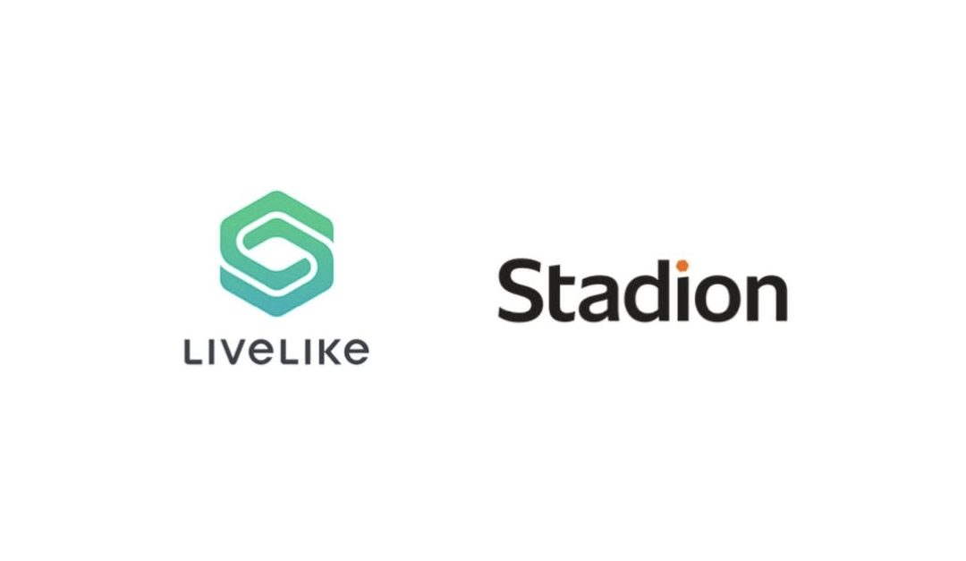 Stadion Partners with LiveLike to Bring Interactive Features to their  Platform for Sports Rights Holders